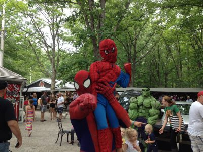 Super Hero Sunday Grand Bend Fun for the Kids