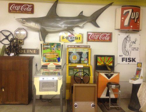 Vintage Games & Pinball