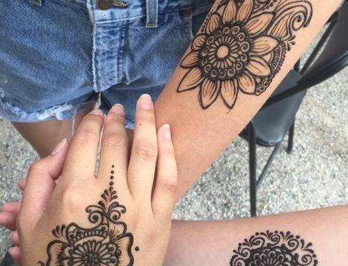 Garden Hanna Tattoos
