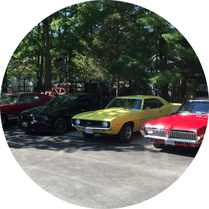 Classic Cars Sunday - Every Sunday at the Market